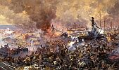 Alexander Averyanov. Battle of Maloyaroslavets